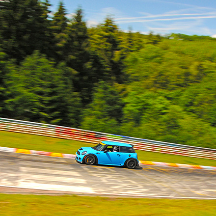 Nurburgring Nordschleife Car Drive