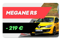 Rent Renault Megane RS