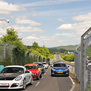 Tourist Drives Nurburgring